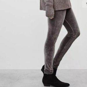 WILFRED FREE Light Grey Daria Legging (NWOT)
